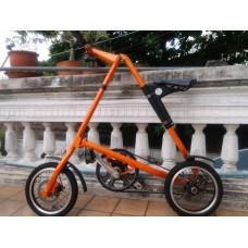 จักรยานพับ น่ารัก สำเนา staida