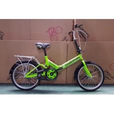 จักรยานพับได้ล้อ 20 นิ้ว Champion รุ่นนี้มีมี 6 สี พับใส่ท้ายรถได้ครับ. มีโช้คกลางให้คับ