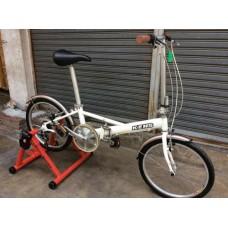 ขายจักรยานพับ KENS by Dahon 6เกียร์ล้อ20นิ้วสภาพญี่ปุ่นแท้