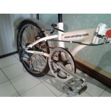 จักรยานพับ carryboy
