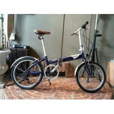 จักรยานพับ yale เฟลมอลูมิเนียม