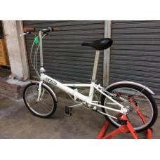 """ขายจักรยานพับKENS by dahonล้อ20"""" 6เกียร์"""