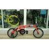 จักรยานพับTrinx warwolf 2.0