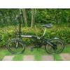 จักรยานพับhummer
